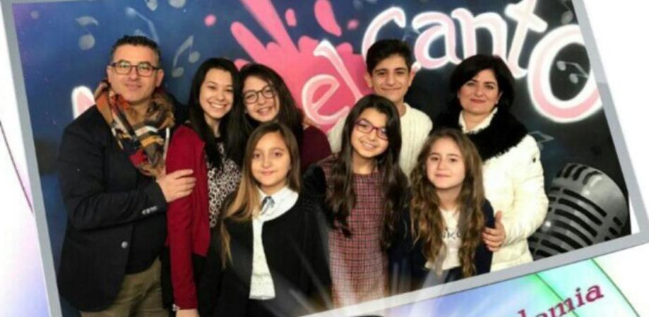 Sanremo Junior: sette giovanissimi cantanti nisseni selezionati per le semifinali