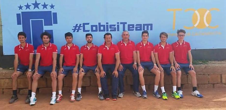 Tennis Club Caltanissetta in festa, conquistata la promozione in serie B