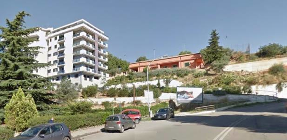 Caltanissetta, rischio frane: sequestrata area a ridosso di via Guastaferro