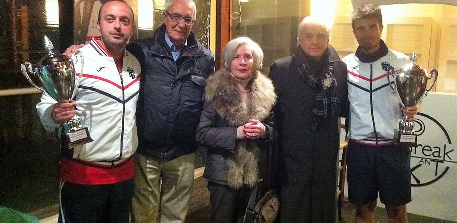 "Tennis, torneo sociale 2016 ""Memorial Gabriele Giunta"", vince Salvatore Lacagnina"