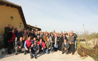 Caltanissetta, gli agenti di custodia del Malaspina insieme dopo 27 anni