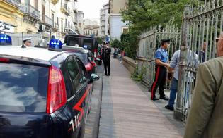 Caltanissetta, villa Cordova: sorpresi mentre vendevano droga a un giovane nisseno. Arrestati