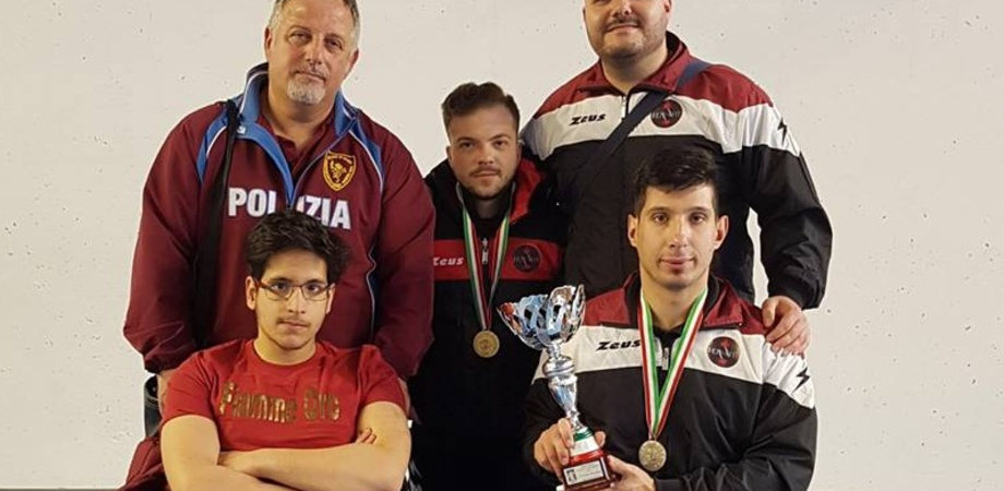 Caltanissetta, pesistica paralimpica: quarto posto per Cristiano Campione in coppa Italia