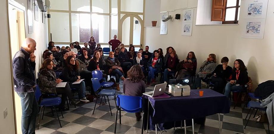 I gruppi Emergency della Sicilia si incontrano a Caltanissetta: colpiti dalla bellezza della città