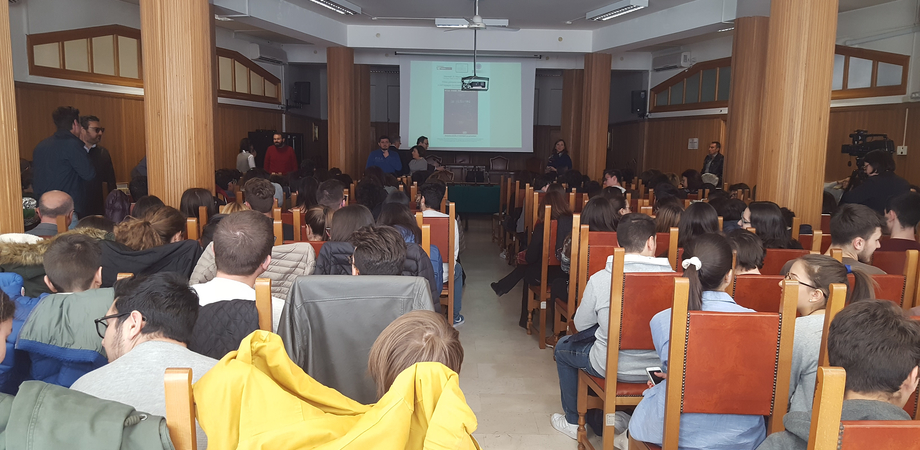 """Caltanissetta, giornata della memoria con 150 ragazzi per il film """"Io ricordo"""""""