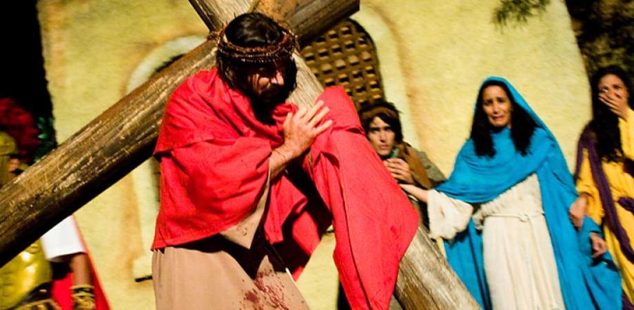 """Caltanissetta, al teatro Rosso di San Secondo di scena il musical """"Ecce Homo"""""""