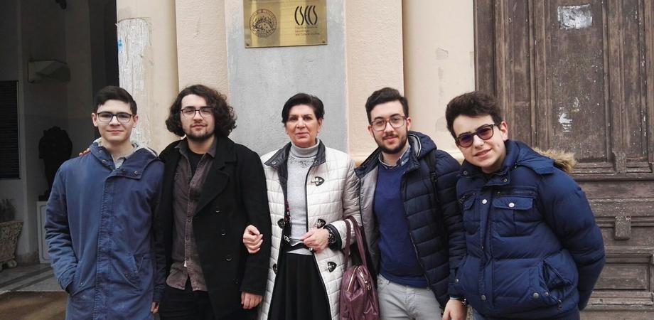 """Caltanissetta, olimpiadi di Filosofia al liceo """"Volta"""": 4 studenti approdano alla fase regionale"""