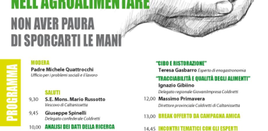 Caltanissetta, al seminario vescovile un laboratorio sociale dedicato all'agricoltura