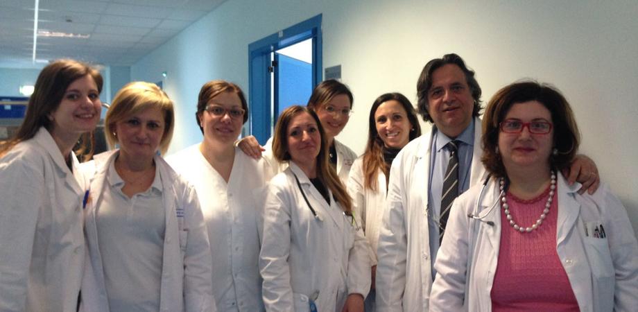 Caltanissetta, il reparto di Neurologia è donna: l'8 marzo si festeggia in corsia