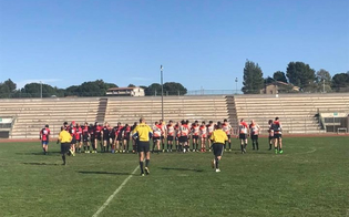 Caltanissetta, serie B: terza vittoria consecutiva per la Nissa Rugby