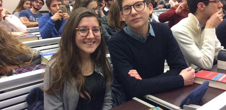 """Caltanissetta, Olimpiadi di Filosofia: due studenti del liceo """"Mignosi"""" alle fasi regionali"""