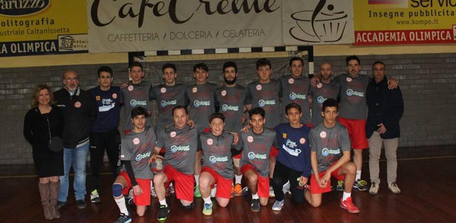 Caltanissetta, pallamano: la Nova Audax dei giovani vince il derby contro il San Cataldo