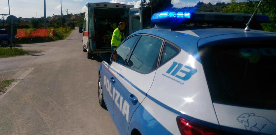 Caltanissetta, minorenne vaga sulla Ss 640 in stato confusionale: salvata dai poliziotti