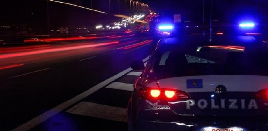 Caltanissetta, incidente nella notte tra tre auto: 32enne positivo alla cannabis