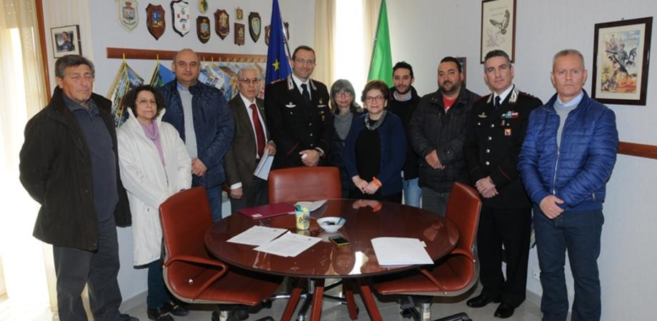 Caltanissetta, la Procura per i minorenni firma protocollo con l'Associazione Carabinieri