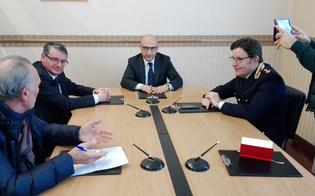 Caltanissetta, il nuovo questore Giovanni Signer: massima collaborazione con giustizia e enti locali