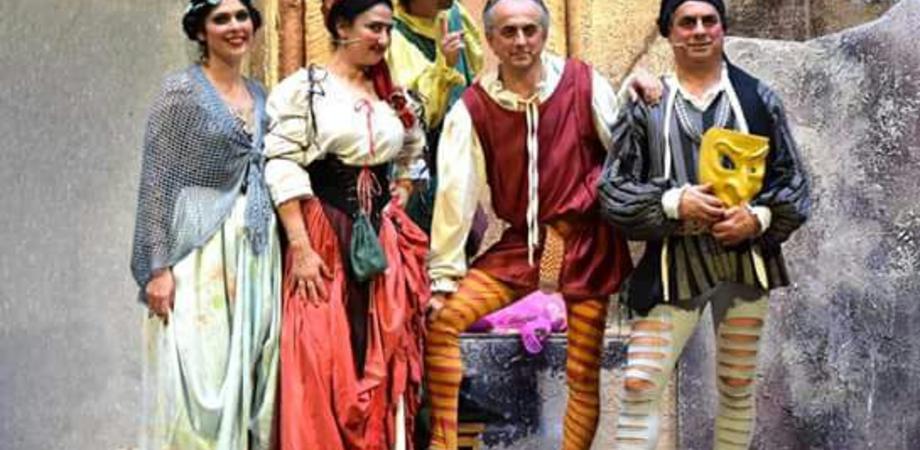 Premio per il Teatro Stabile Nisseno al Concorso Nazionale del Teatro Dialettale