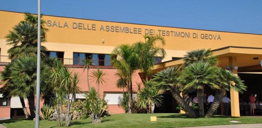 Caltanissetta, domenica assemblea dei Testimoni di Geova: previsto l'arrivo di 1500 persone