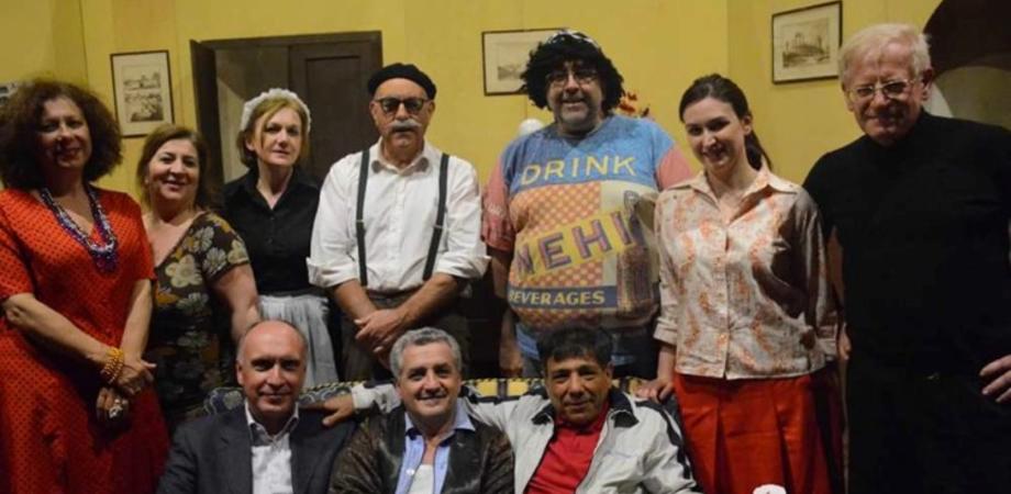 """Caltanissetta, Teatro Stabile Nisseno: di scena la commedia """"Vedove ... e sempre vedove"""""""