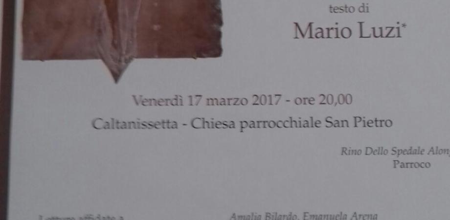 """Caltanissetta, """"Un cammino mortale verso la Resurrezione"""": via crucis alla parrocchia San Pietro"""