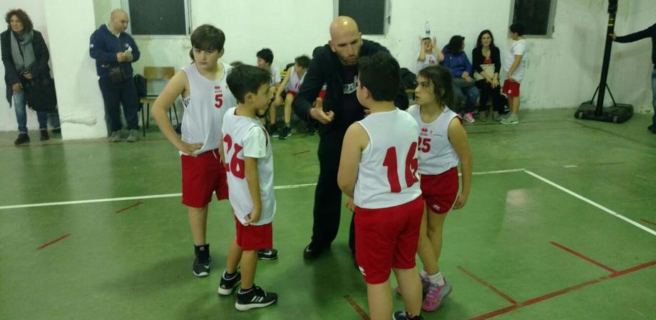 Basket, primo Torneo Aquilotti: la Victoria Caltanissetta si impone sul Canguro Gela