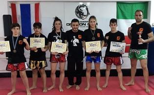 European Gran Prix, ottimi risultati per l'accademia nissena di arti marziali 'Dragon gym'