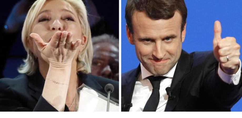 Elezioni francesi, al ballottaggio Macron e Le Pen: record di voti per il Front National