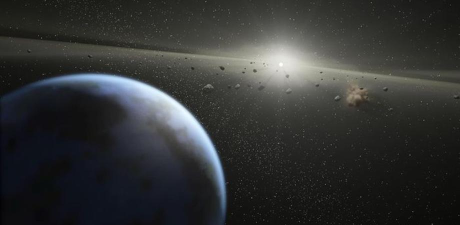 Asteroide da record in arrivo. Sarà visibile anche in Italia nel pomeriggio