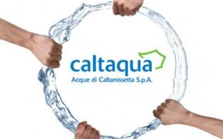 Caltaqua, servizio idrico integrato: quota fissa slegata dal consumo effettivo