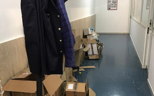 Caltanissetta, comando di Polizia Municipale sporco: la denuncia del consigliere Aiello