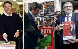Matteo Renzi trionfa in provincia di Caltanissetta con il 70% dei voti