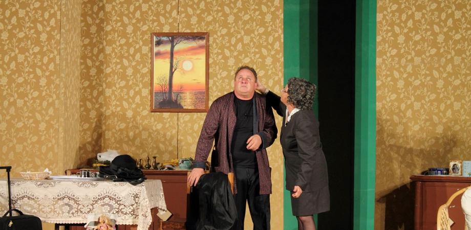 """La commedia """"Bell'è papà"""" chiuderà la stagione del Teatro Stabile Nisseno"""