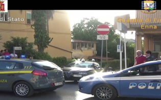 Piazza Armerina: corse clandestine tra cavalli: 8 arrestati tra cui 4 gelesi. Il video