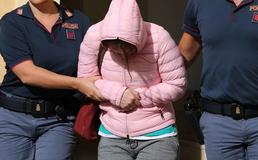 Era ricercata in tutta Europa, trovata in un albergo a Caltanissetta: 37enne arrestata dalla polizia