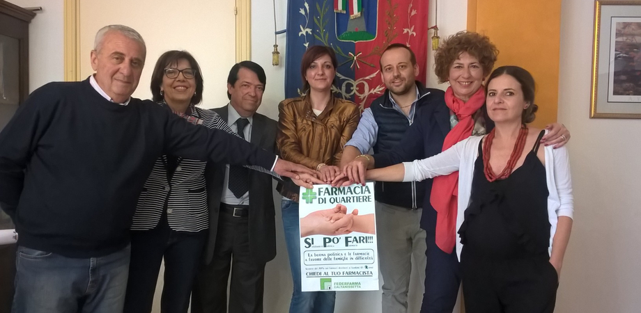 """Delia, al via il progetto di """"Farmacia Sociale"""" in collaborazione con Federfarma"""