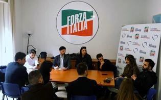 Forza Italia giovani, il nisseno Fabrizio Parla nuovo coordinatore provinciale