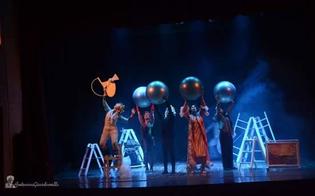 Caltanissetta, al teatro Margherita lo spettacolo per i bimbi