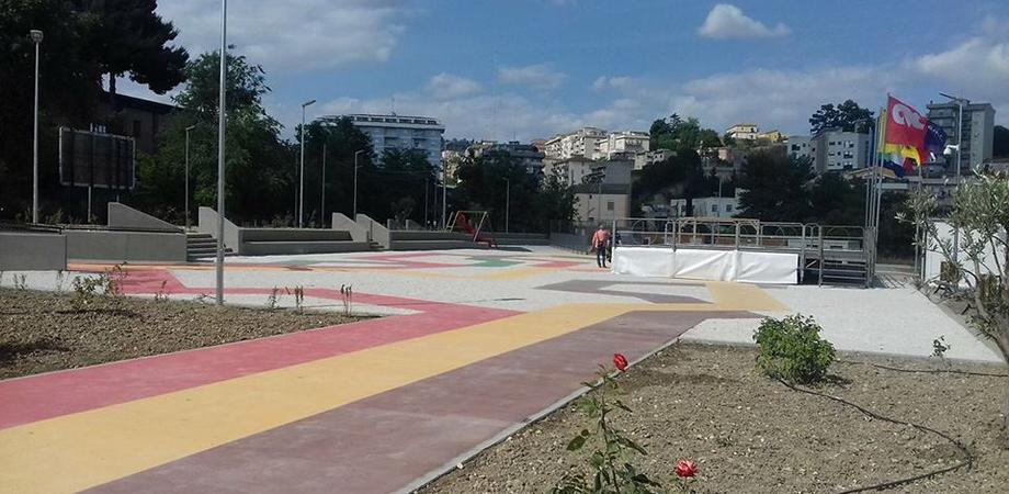 """Caltanissetta, in viale Stefano Candura sarà inaugurato il """"Giardino della Legalità"""""""