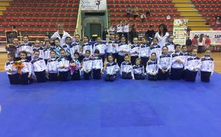 Palermo, le ginnaste nissene conquistano la fase nazionale