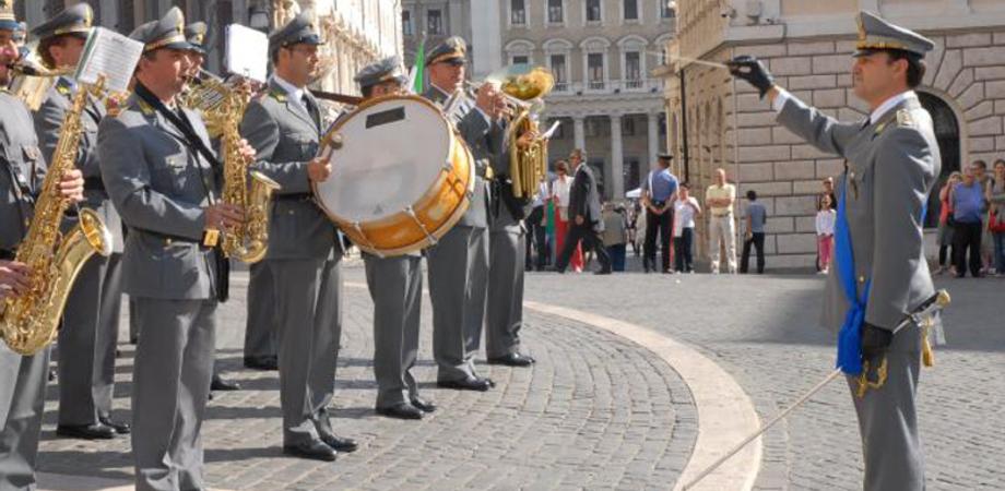 Guardia di Finanza Caltanissetta: pubblicato il concorso per la banda musicale