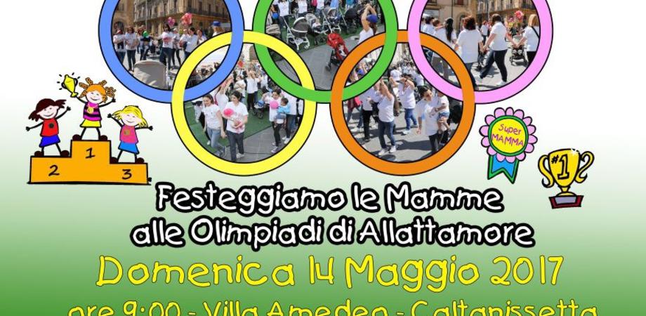 Caltanissetta, alla villa Amedeo l'associazione Allattamore festeggia le mamme