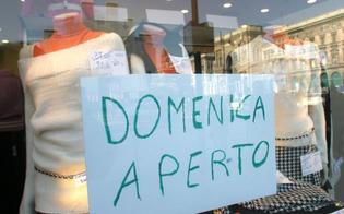 Caltanissetta, domenica 7 maggio i negozi resteranno aperti