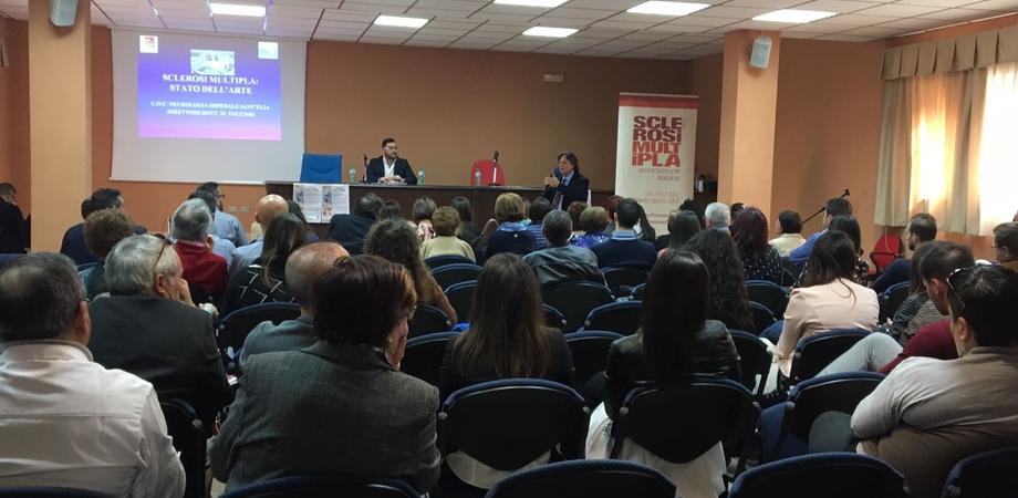 """Gela, concluso l'evento informativo sulla sclerosi multipla al """"Vittorio Emanuele"""""""