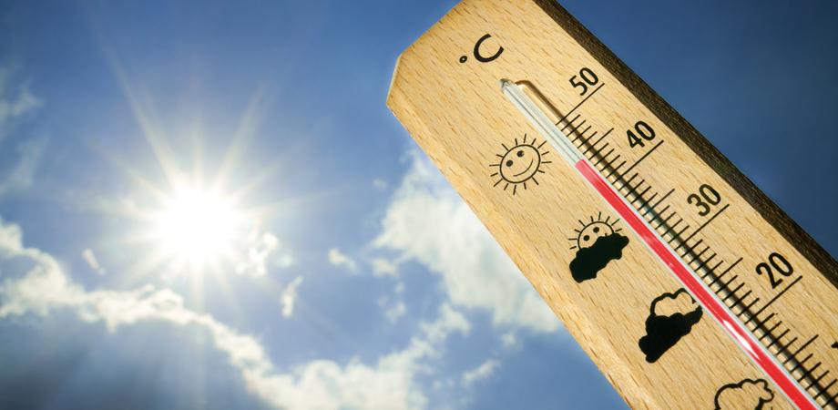 Meteo Sicilia, giugno porta l'estate: previsto caldo record per tutto il mese