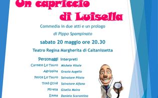 Caltanissetta, al teatro Margherita i Lions in scena con
