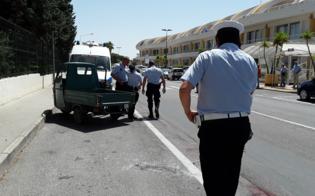 Caltanissetta, incidente in viale Luigi Monaco: grave una 53enne