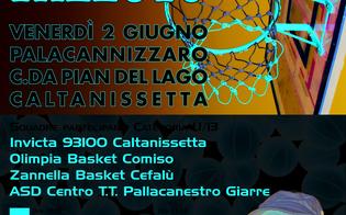 Caltanissetta, al Palacannizzaro successo per il III Memorial Michele Talluto