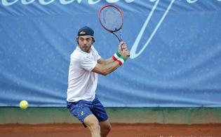 Challenger Caltanissetta, Lorenzi in semifinale sfiderà il moldavo Radu Albot