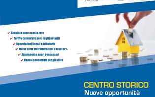 Caltanissetta, al Margherita un convegno sulle opportunità di rilancio del centro storico