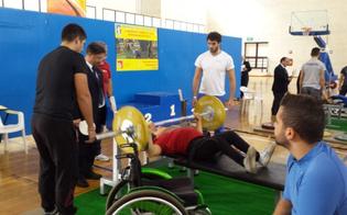 Trofeo regionale di pesistica paralimpica: Cristiano Campione è primo nella categoria 59 kg